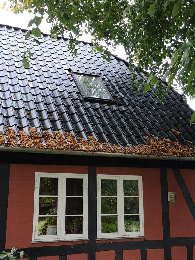 Tagvindue - tømrermester Niels Gimbel